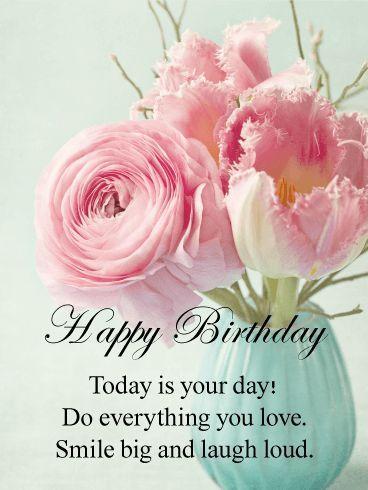 Happy Birthday Cards | Birthday & Greeting Cards by Davia - Free eCards