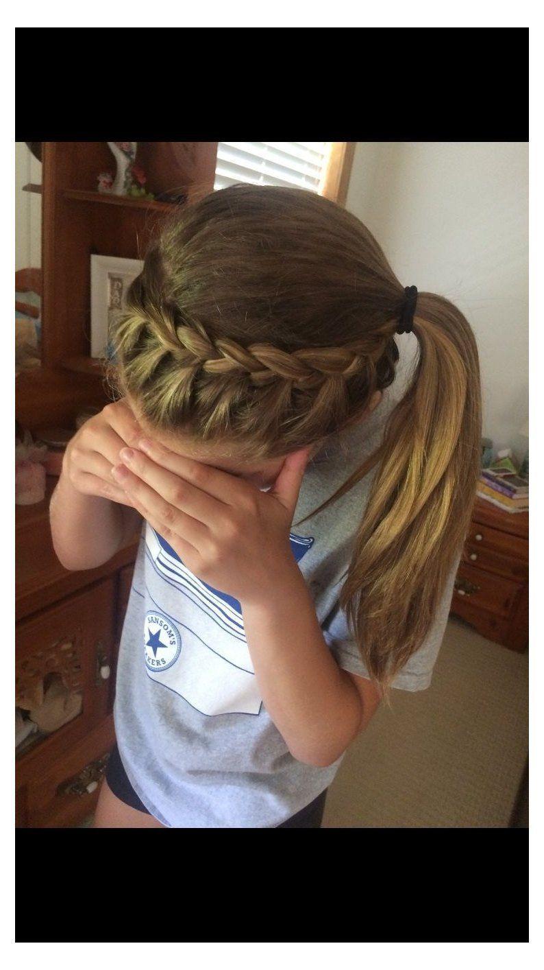 Athletic Hairstyles Buns Peinados Con Trenzas Peinados Peinados Pelo Largo Trenzas