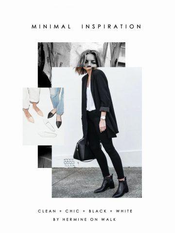 Seht euch meine collagen f r inspiration zu minimal for Warum minimalismus