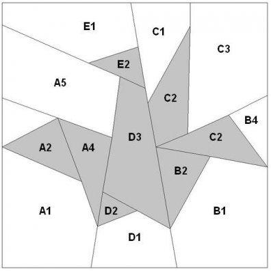PATCHWORK VORLAGEN QUILT PATTERN | My Quilt Pattern | Quilts - Paper ...