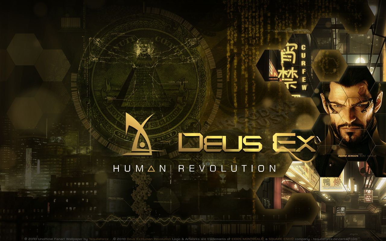 Deus Ex Human Revolution Great Story Gameplay And Music Deus
