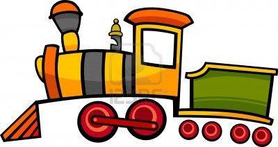 cartoon illustration of cute colorful steam engine locomotive or rh in pinterest com polar express bell clipart polar express ticket clipart