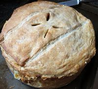 Savory Pasta Pie!!  Yummmmm  Jen's Happy Home: Savory Pasta Pie