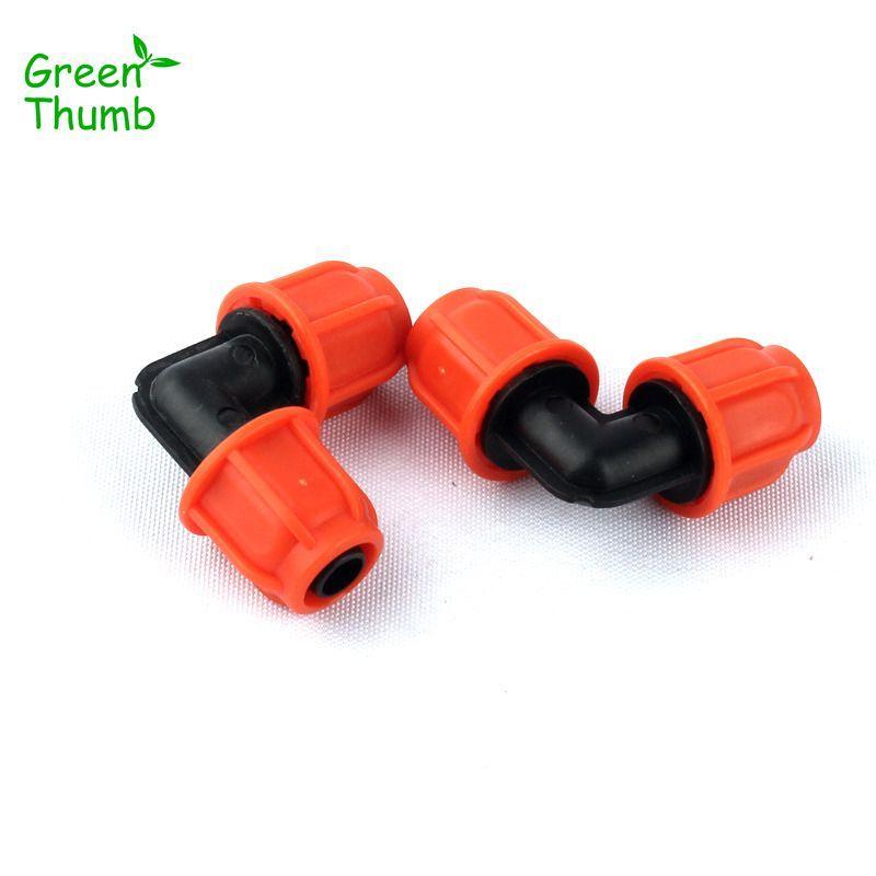 US $3.40 7pcs Orange 8/11mm Garden Hose Equal Elbow Thread Lock 90 Degree Hose Elbow Quick Connector Plant Irrigation System Fittings #7pcs #Orange #8/11mm ...  sc 1 st  Pinterest & US $3.40 7pcs Orange 8/11mm Garden Hose Equal Elbow Thread Lock 90 ...
