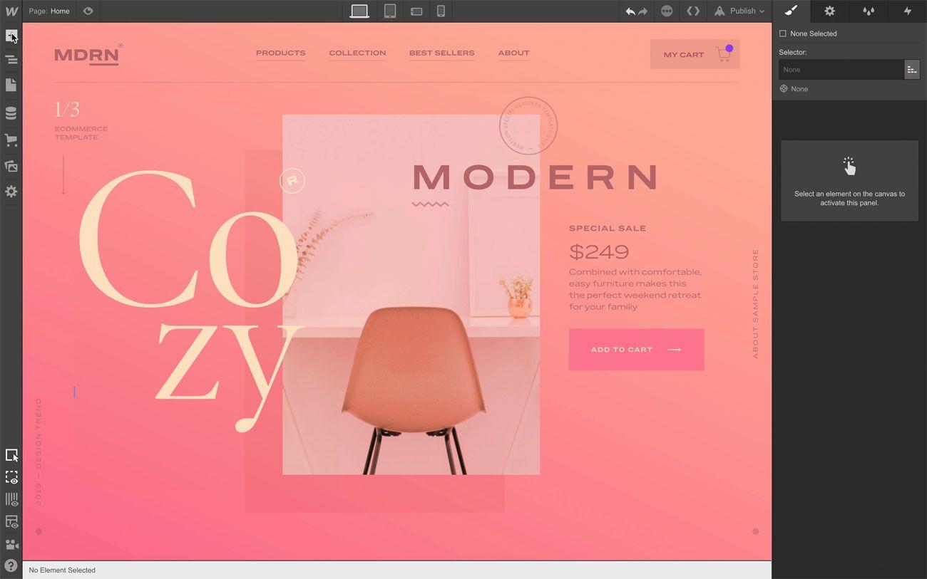 6 Best Free Prototyping Tools In 2020 Website Design Tools Website Design Software Web Design Software