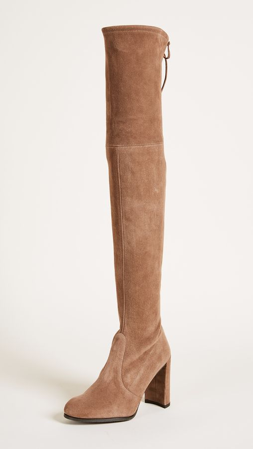 30d7a1ce77b Stuart Weitzman Hiline Over the Knee Boots. http   shopstyle.it