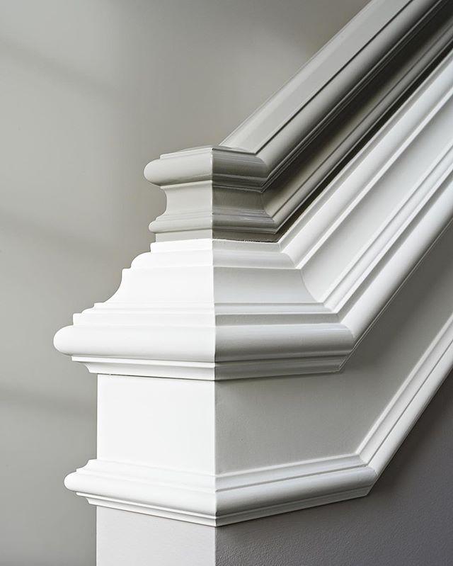 When millwork becomes art. #establishdesign #interiordesign #renovation #designdetails #traditionaldesign