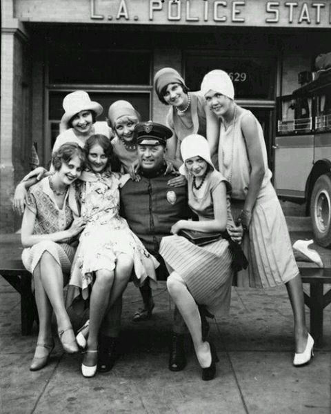 Man with sex appeal 1920s