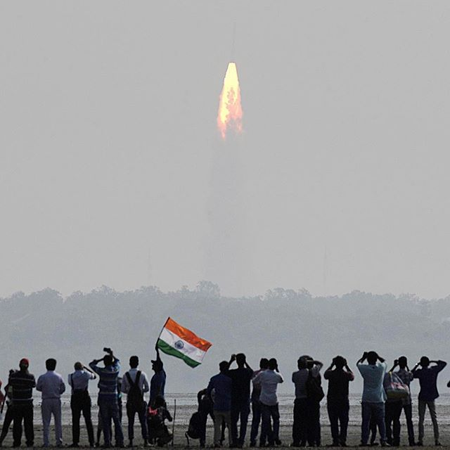 India Has Successfully Put A Record Of 104 Satellites From A Single Rocket Into Orbit On February 15 In The Lates Pictures Of The Week India Photos Of The Week