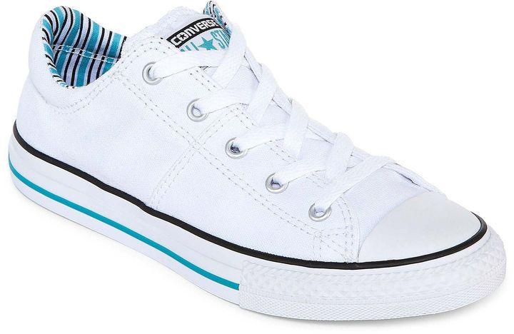 70eaa31e4afc Converse Chuck Taylor All Star Madison Ox Girls Sneakers - Little Kids Big  Kids