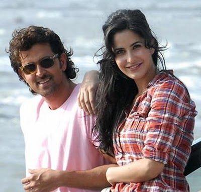 Image result for katrina kaif and hrithik roshan