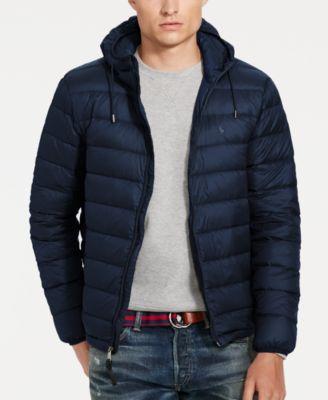 816be202f5e8 Polo Ralph Lauren Men s Packable Down Jacket