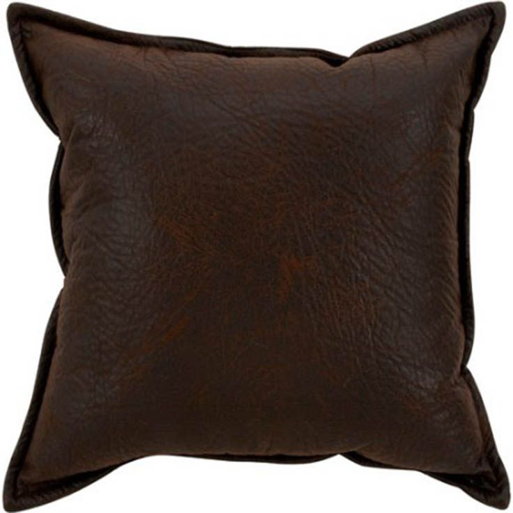 Faux Leather Pillow From Better Homes And Gardens At Walmart #sweepstakes