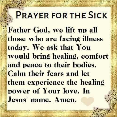 Katholisches Gebet für Schutz und Heilung