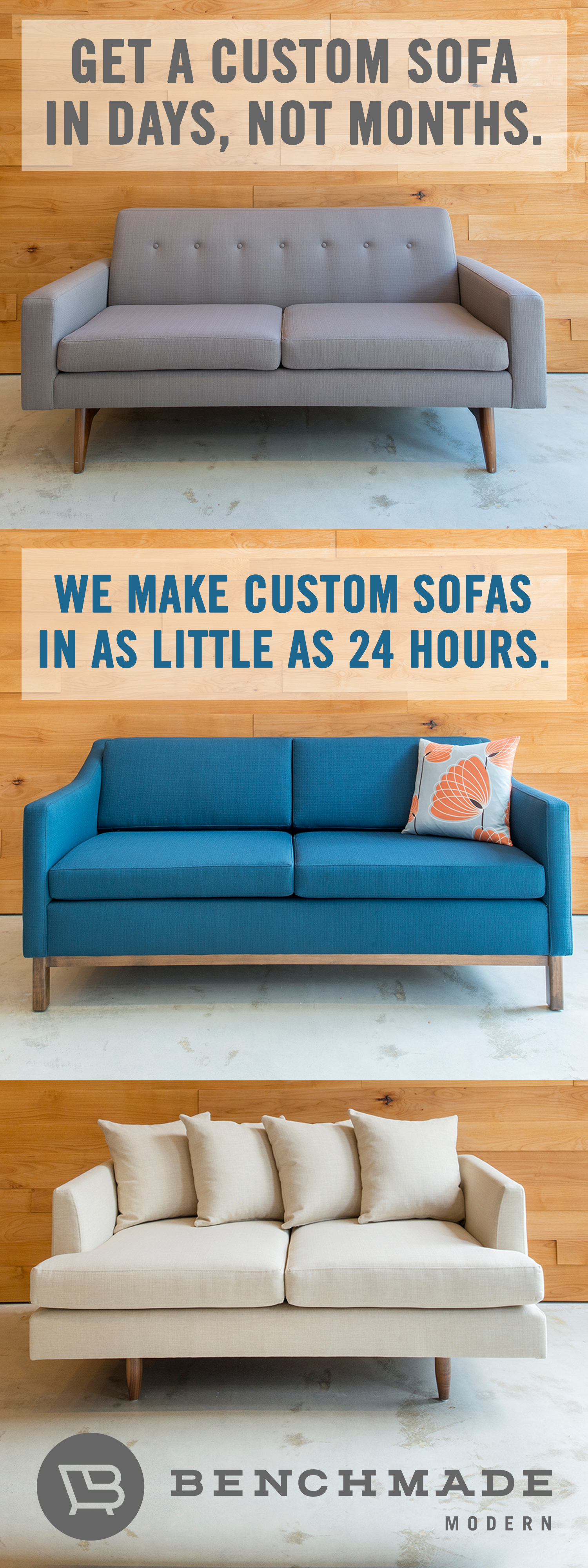 We Think Thereu0027s A Big Problem With The Furniture Industry. There Are  Limited Customization Options
