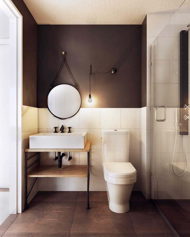 Banheiro Simples, Design De