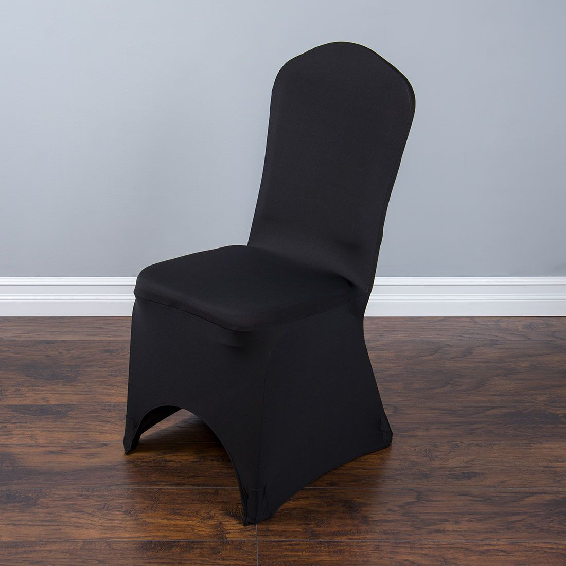 Used Banquet Chairs Stretch Banquet Chair Cover Black In 2019 Event Banquet Design