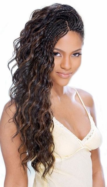 Braided Hairstyles For African American Hair 23 Cute African American Braided Hairstyles Every Black Woman Will
