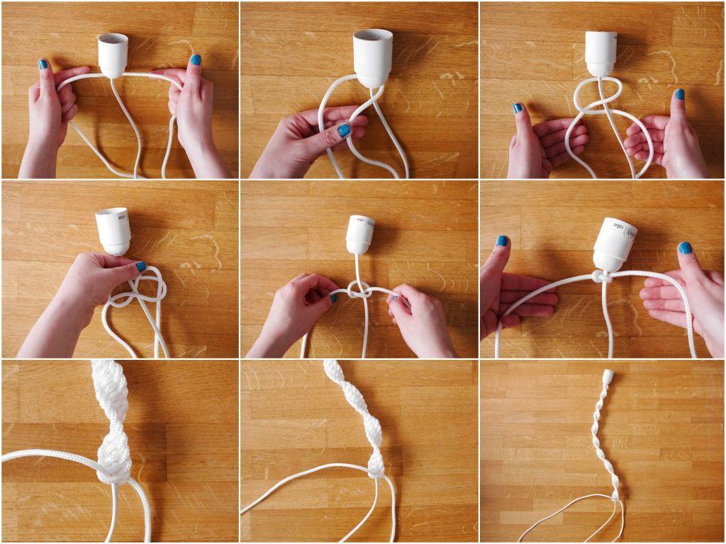 Comment Fabriquer Une Applique Murale tutoriel - diy - comment fabriquer des lampes à suspendre