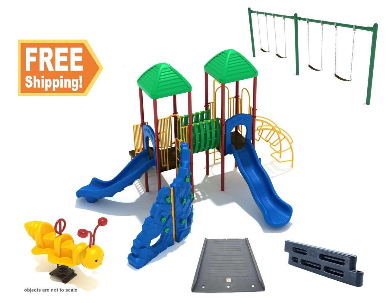 Play Package 020 (With images) Playground equipment