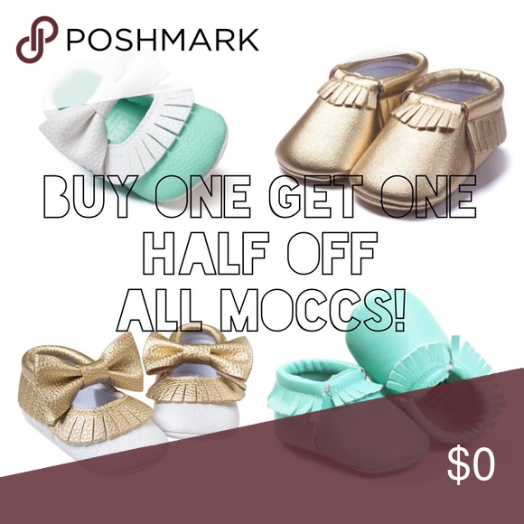 ☀️🌸🌼Spring Moccasin Sale! BOGO 1/2 Off! Stock up Sale! Buy one pair of Moccs and get the second pair half off! Just add to a bundle and then hit the offer button reflecting 1/2 off second pair. OR I can adjust the price to reflect the 1/2 off second pair. Any questions, just let me know! Shoes Moccasins