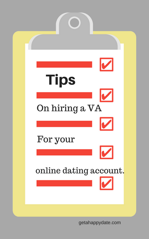 Dating site assistant
