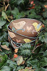 Nádoby - pipinky v čokoláde - 4726155_