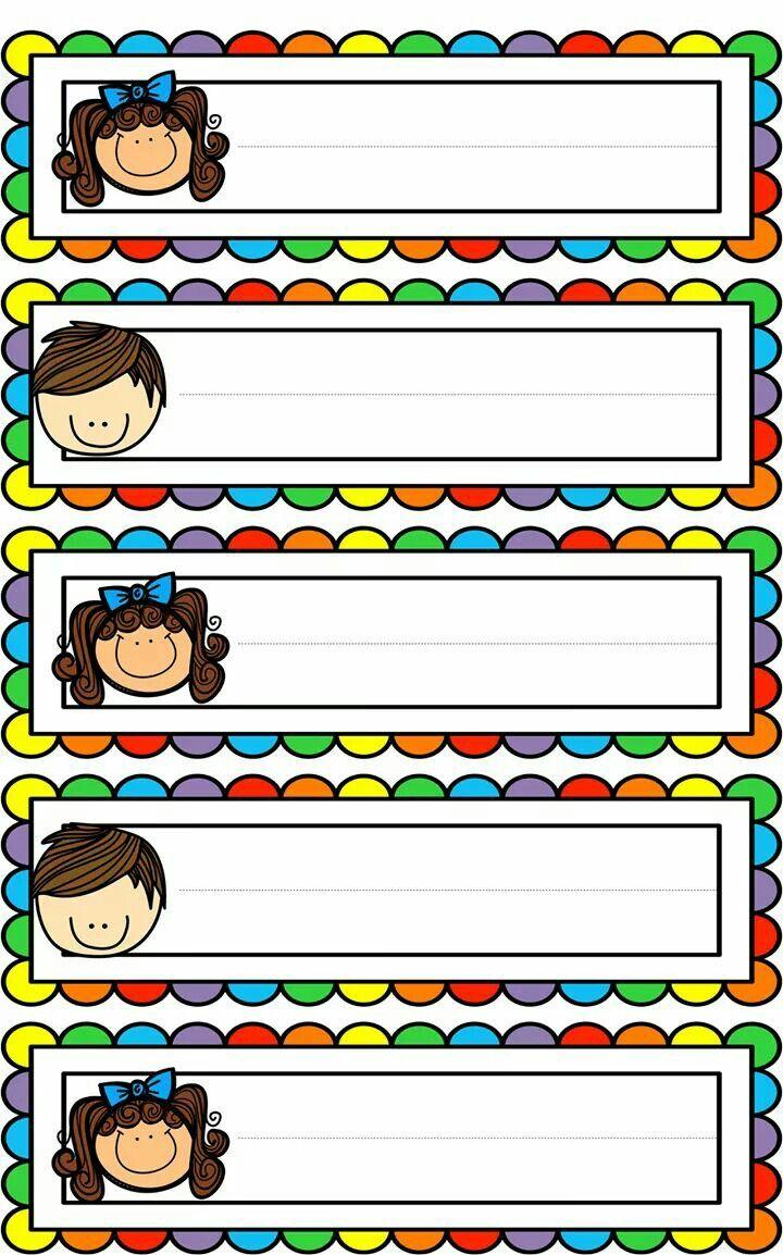 Nombres | Marcos | Pinterest | Nombres, Preescolar y Etiquetas