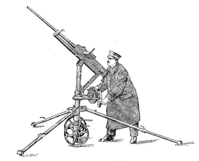 Ww2 Weapon Drawings