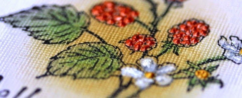 Rapport från ett skrivbord: Sun-ripened berries