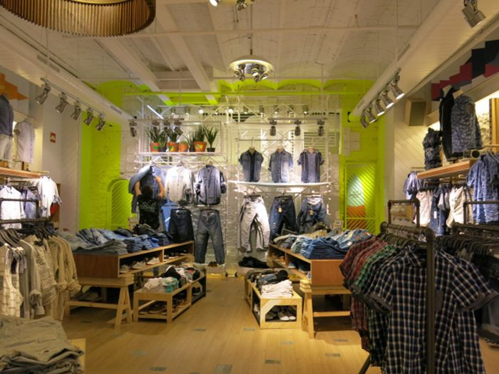 Perfect Pull And Bear Interior   Google Search