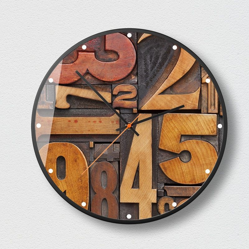 Bon Appetit Kitchen Chef Cook Vinyl Record LP Wall Clock Kitchen Vintage Clock