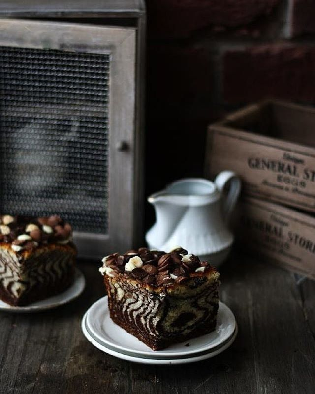 https://flic.kr/p/zsTeAv | {Nueva entrada} Chocolate Crumble Cake http://www.larecetadelafelicidad.com/2015/10/chocolate-crumble-cake.html