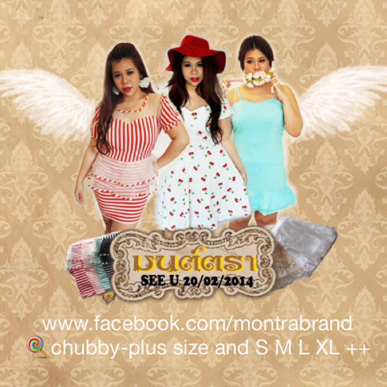 """Shop for women """"#Plus size - #Chubby"""" And S M L XL  every size can beautiful"""