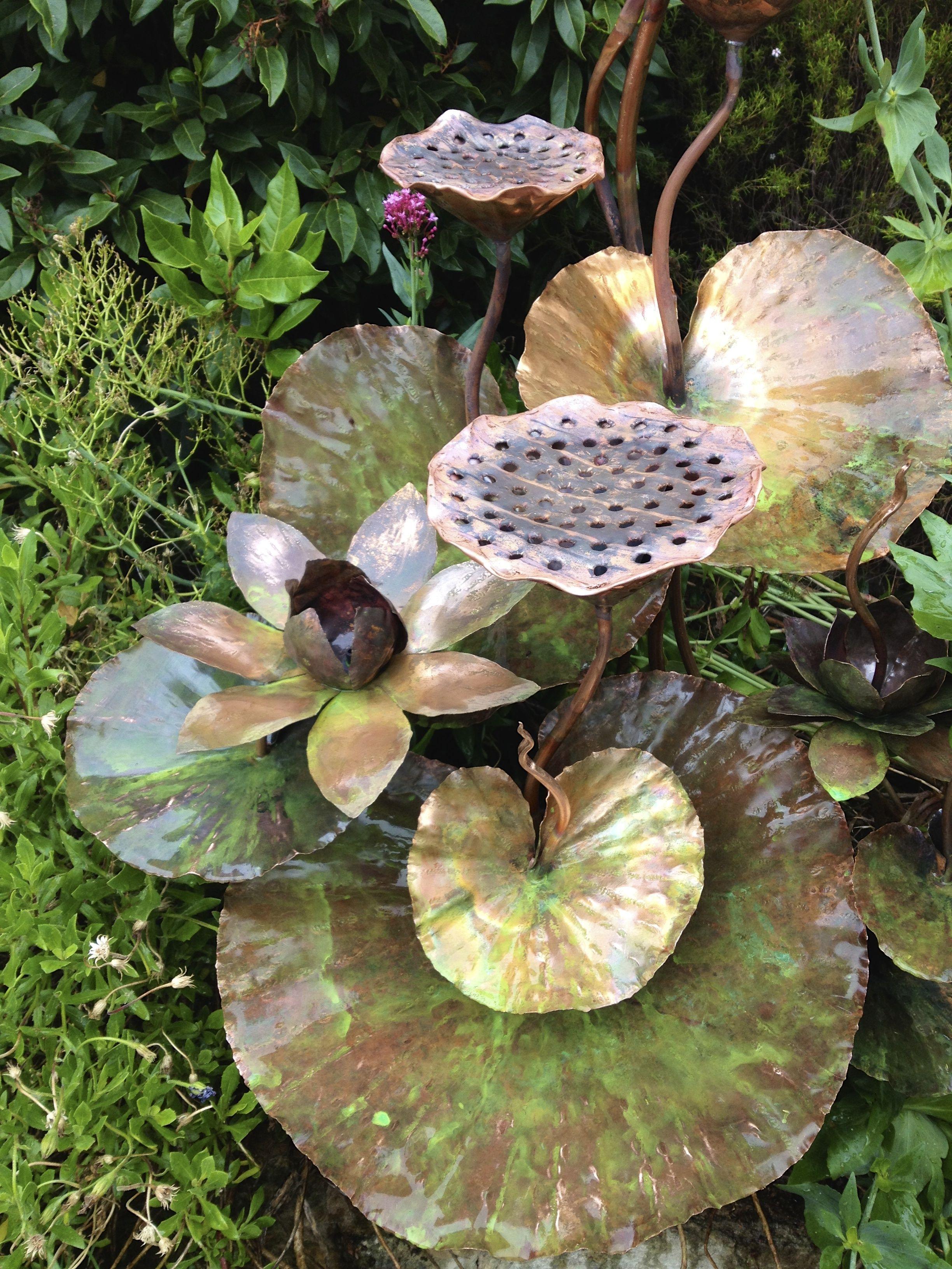 Lotus pod flower fountain zahradyfontnyvodn plochy lotus pod flower fountain izmirmasajfo