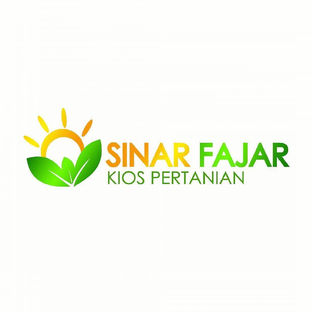 Design Logo Sinar Fajar Kios Pertanian Client At Wiwitsusiani From