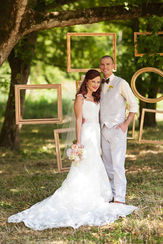 Rustic DIY Wedding in Kentucky   Fotoideen   Pinterest   Fotorahmen ...