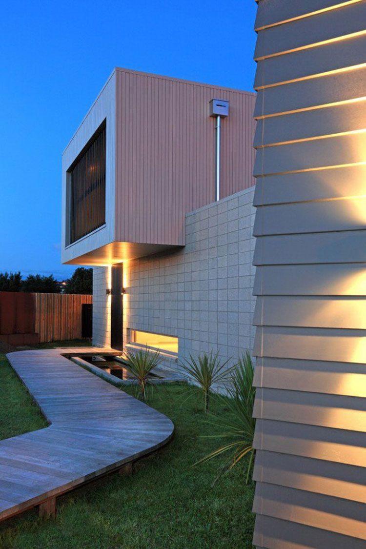 20 foto degli esterni di case moderne dal design for Ville foto esterni