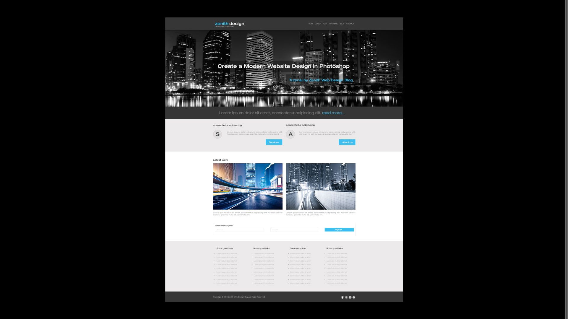 modern website design  Google Search  Design it macro  Modern website Web Design Layout