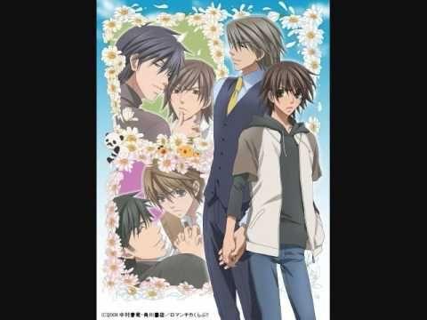 Junjou Romantica Season 1 Opening-Kimi Hana by Pigstar ...