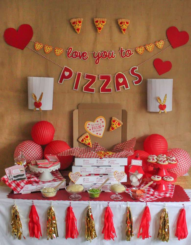 Show Someone You Love Them With A Slice Of Pizza Check Out This