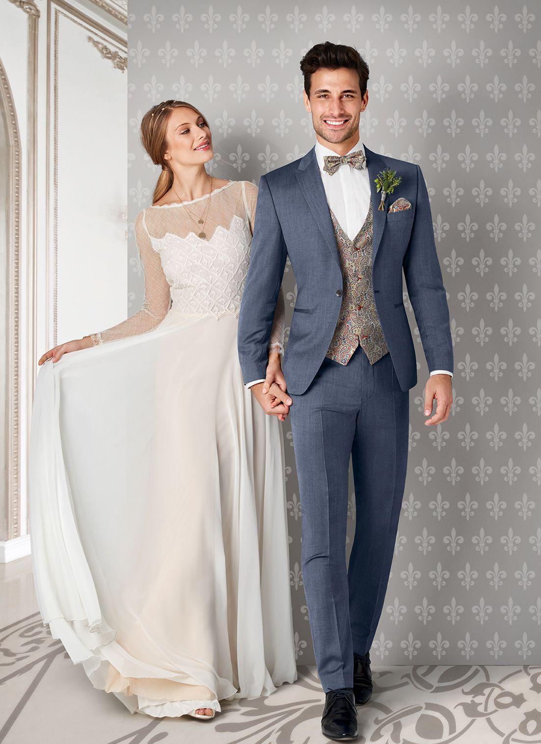 Las nuevas tendencias de trajes de boda reales de TZIACCO estarán disponibles a partir del 15 de abril de 2019 en …
