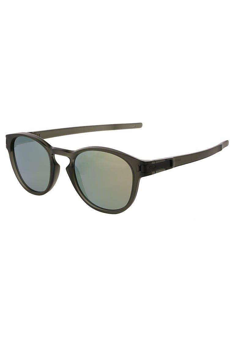 d4db985b86b32 Oakley LATCH - Sonnenbrille - matte olive ink emerald iridium - Zalando.de