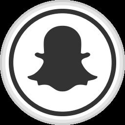 Logo Snapchat Social Icon Social Icons Social Media Icons Social Media Icons Free