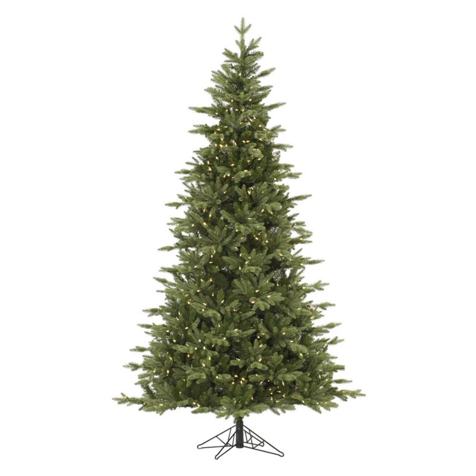 12 Ft Vickerman Fresh Balsam Fir Full Pre Lit Christmas Tree Unlit Christmas Trees Pre Lit Christmas Tree Balsam Fir Christmas Tree