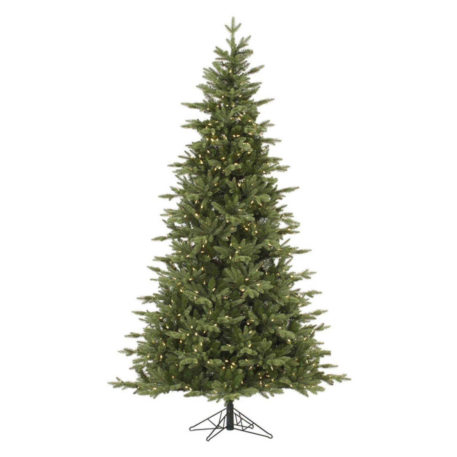 12 Ft Vickerman Fresh Balsam Fir Full Pre Lit Christmas Tree Unlit Christmas Trees Pre Lit Christmas Tree Balsam Fir Christmas Tree