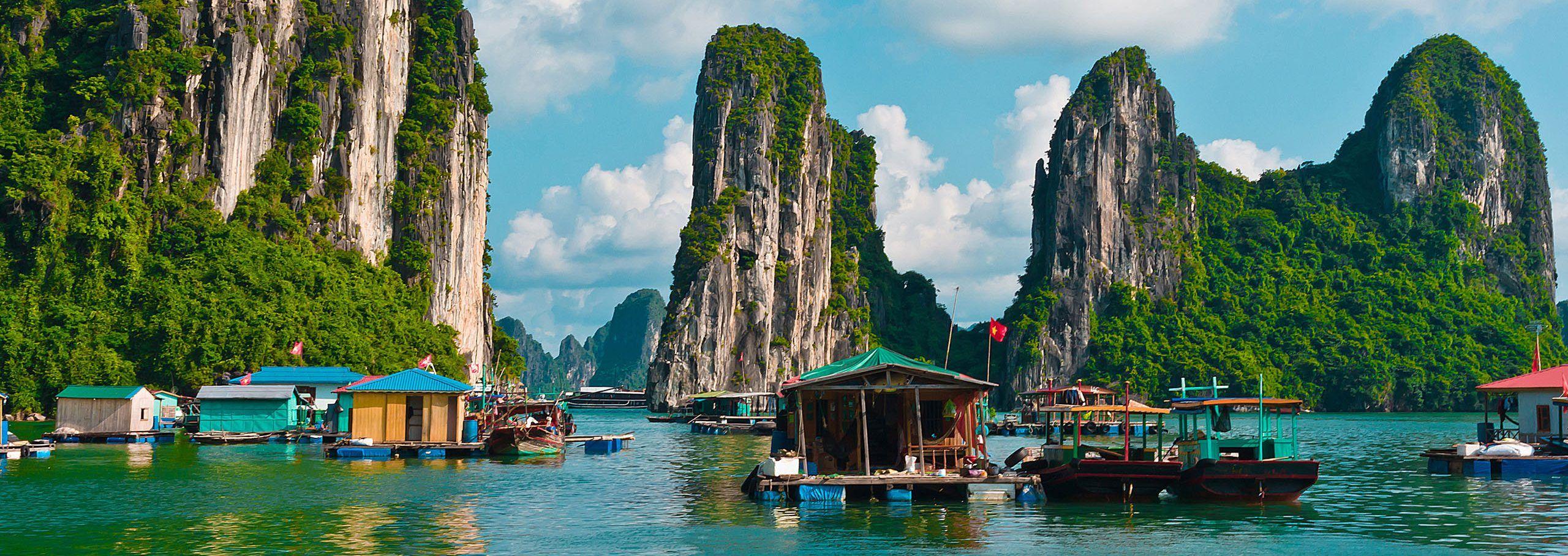 Circuit Charme du Vietnam 20 jours | Circuit panorama du Vietnam 20 jours | Agence de voyage local francophone au V… | Vietnam voyage, Voyage asie, Agence de voyage