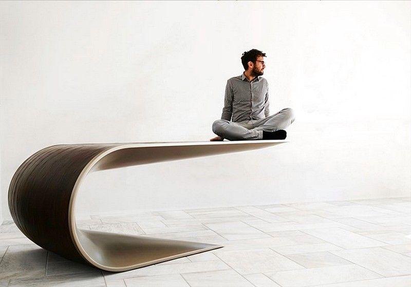 Mykonos Office An Ergonomic And Elegant Workspace Eleftherios Ambatzis Furniture Design Steel Desk Work Space