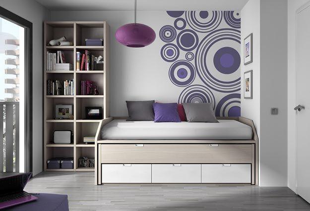 Nuevos compactos de muebles hermida mobiliario infantil y juvenil pinterest nuevas - Hermida muebles ...