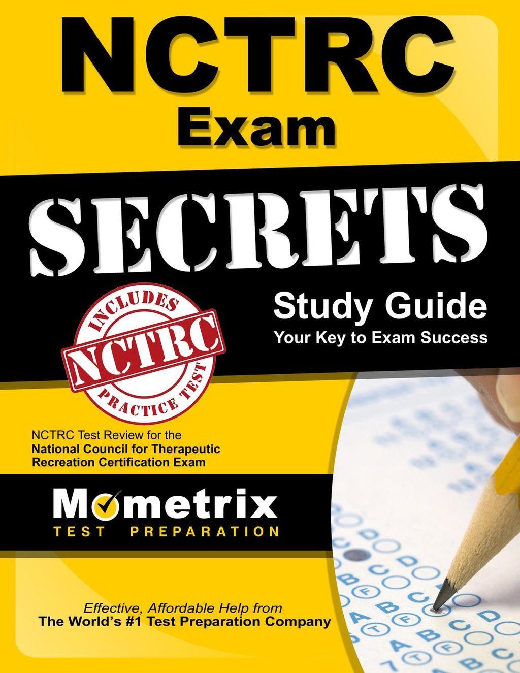 NCTRC Exam Secrets Study Guide (eBook) in 2020 Study
